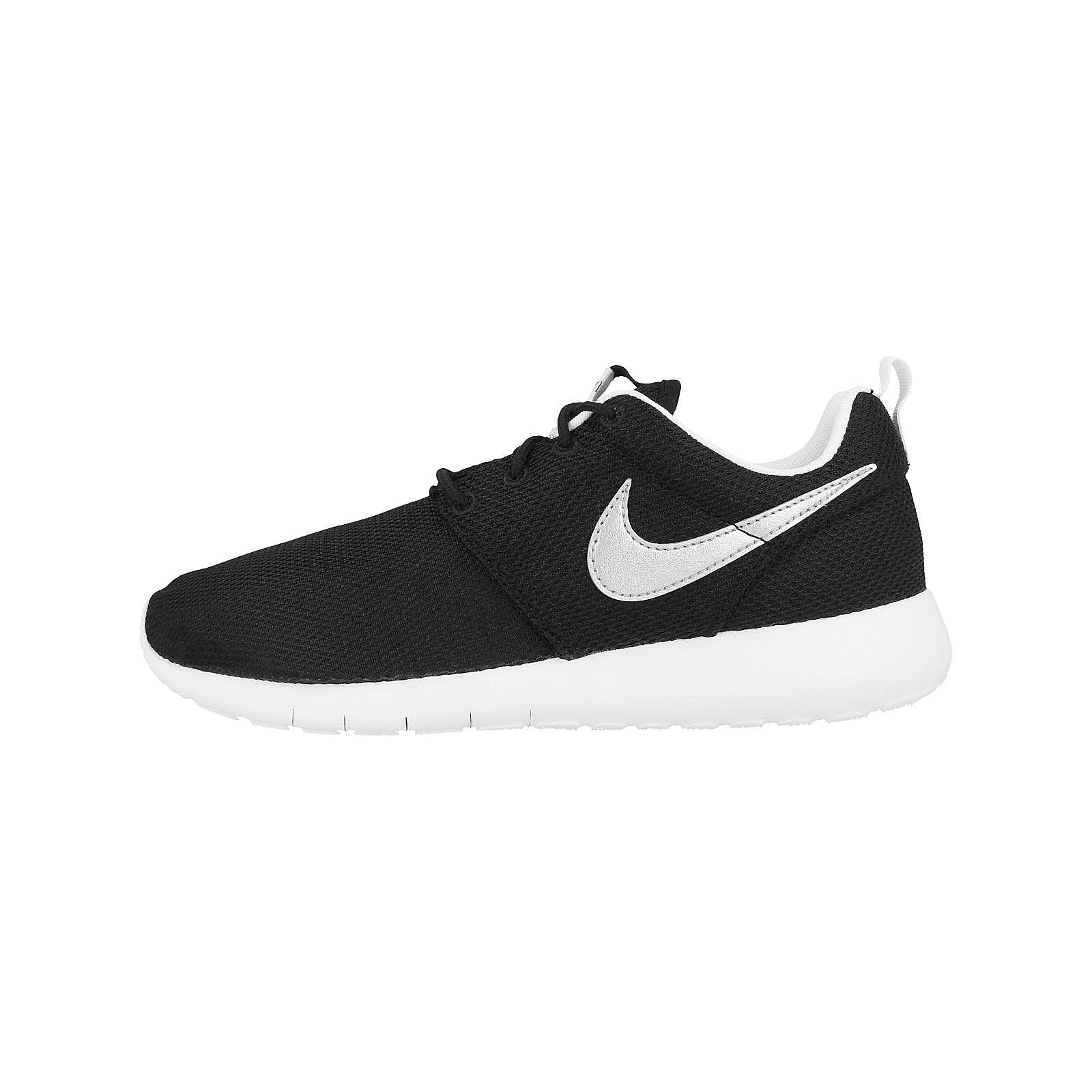 Nike Sportswear Kinder Sneakers Low Rosherun (GS) schwarz Gr. 38,5