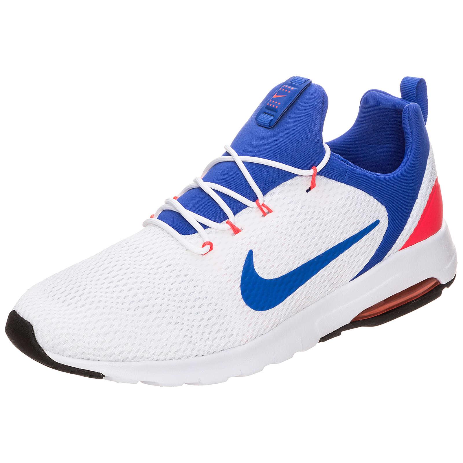 Nike Sportswear Max Motion Racer Sneakers Low weiß Herren Gr. 47