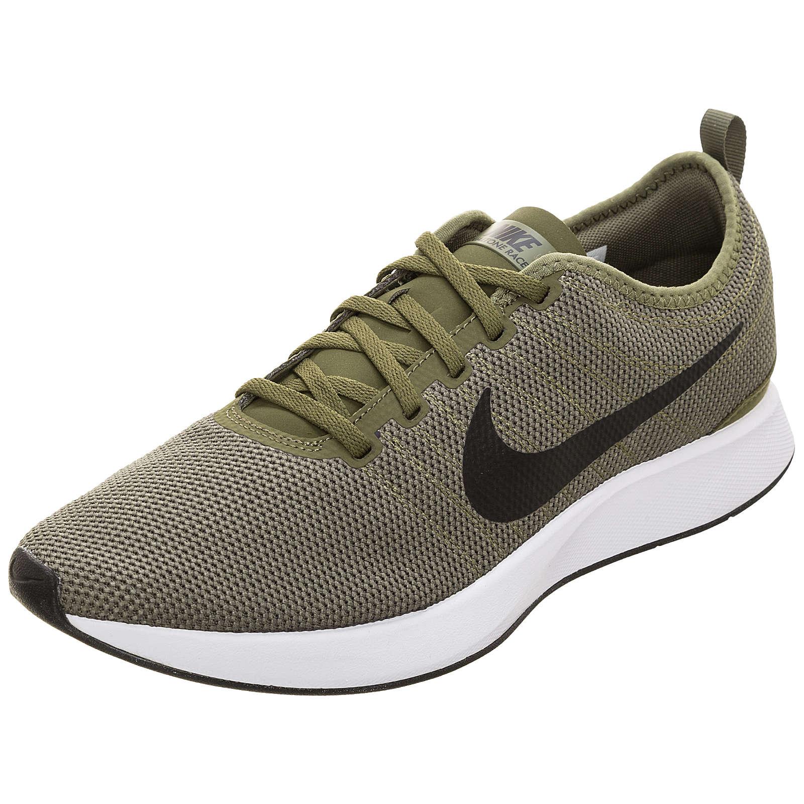 Nike Sportswear Nike Dualtone Racer Sneaker grün Herren Gr. 40,5