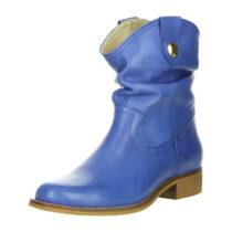ONLINE SHOES Klassische Stiefeletten blau Damen Gr. 37