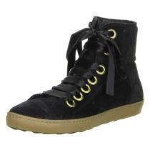 ONLINE SHOES Sneakers High schwarz Damen Gr. 36