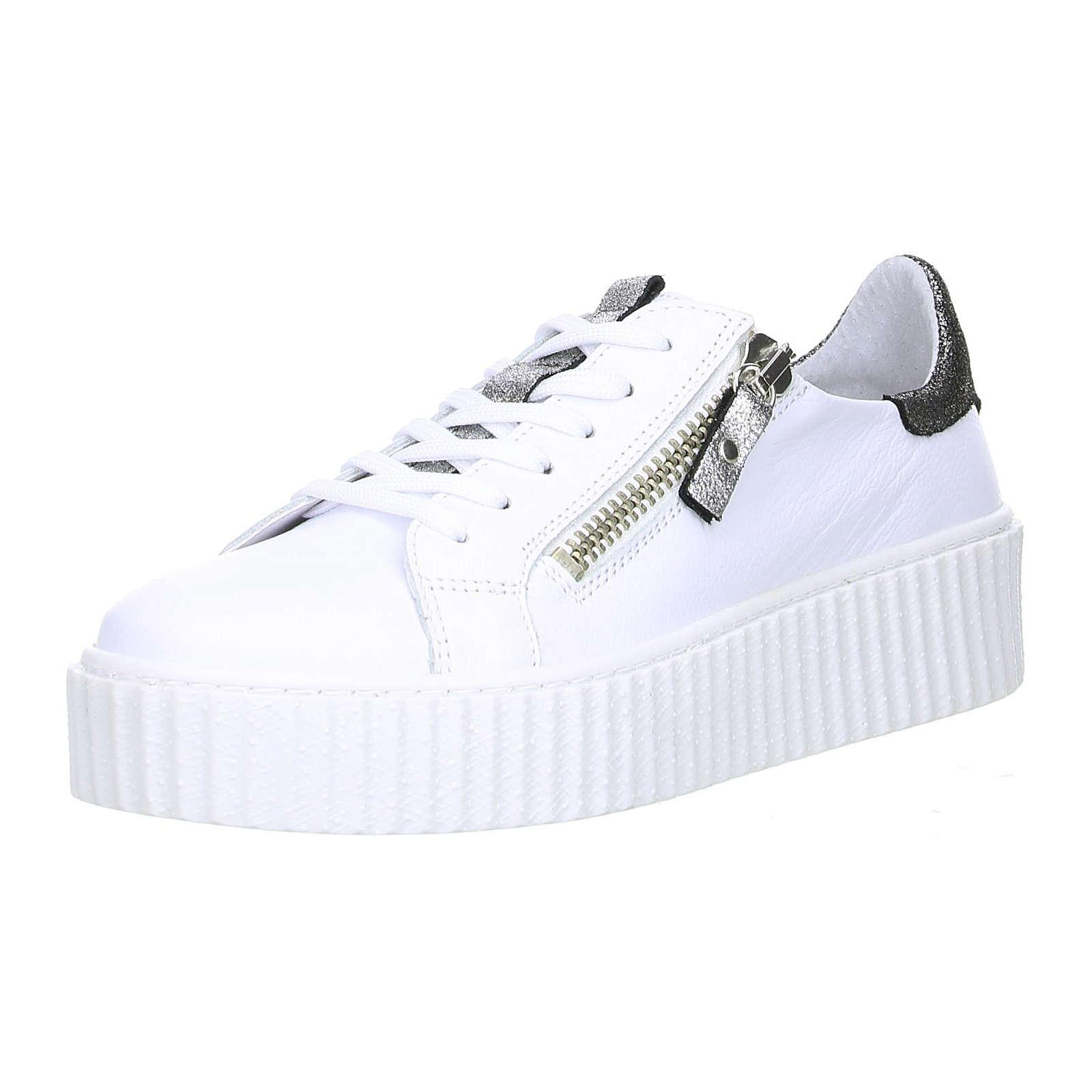 ONLINE SHOES Sneakers Low weiß Damen Gr. 42