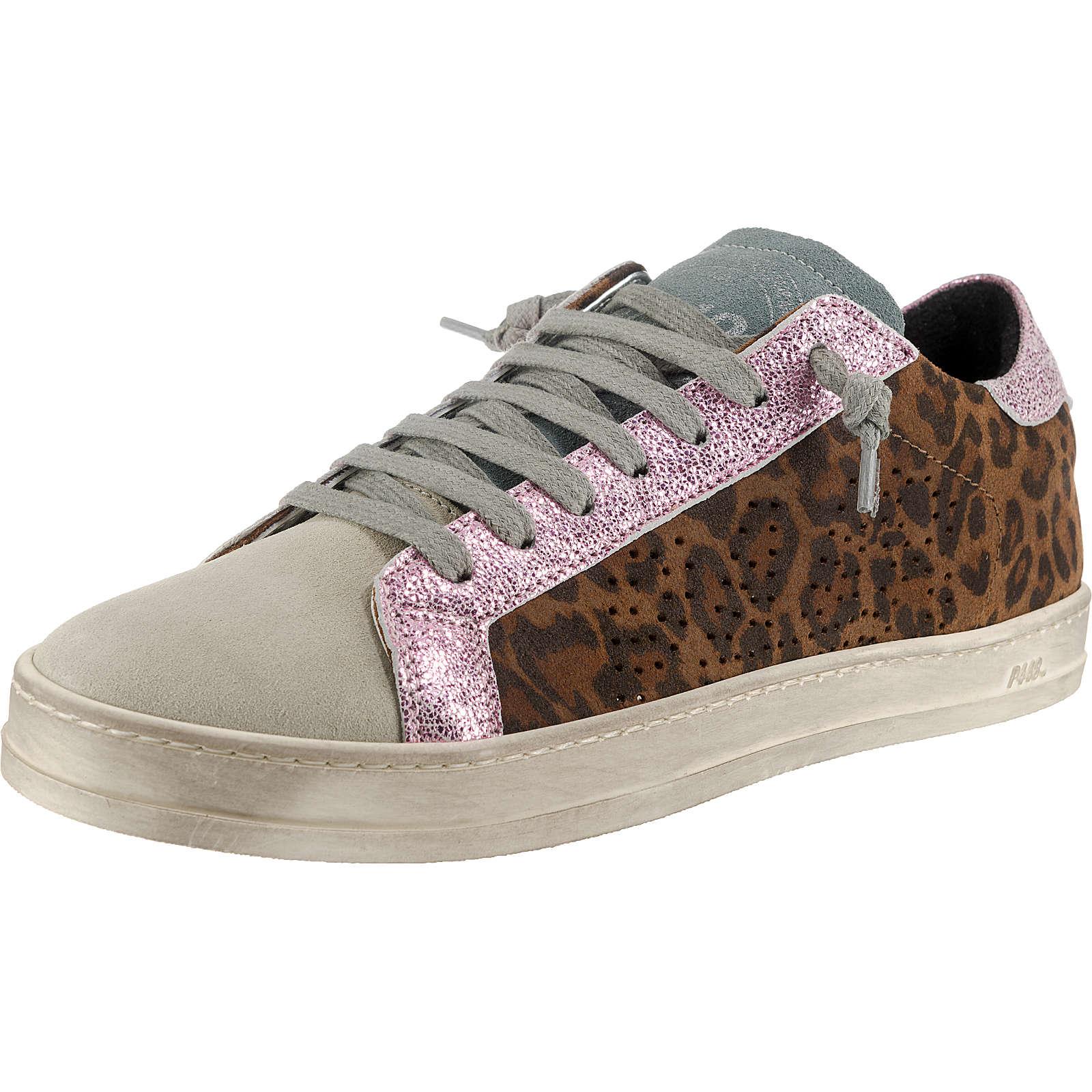 P448 Sneakers Low mehrfarbig Damen Gr. 39