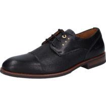 Pantofola d´Oro Businessschuhe Business-Schnürschuhe schwarz Herren Gr. 44