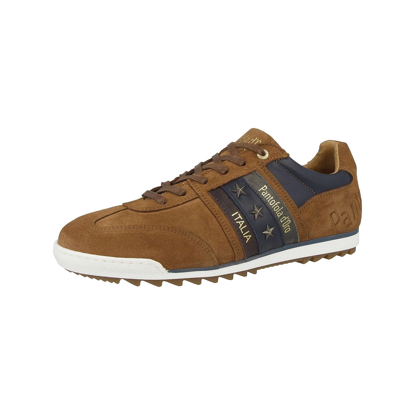 Pantofola d´Oro Imola Grip Uomo Low Sneakers Low braun Herren Gr. 42