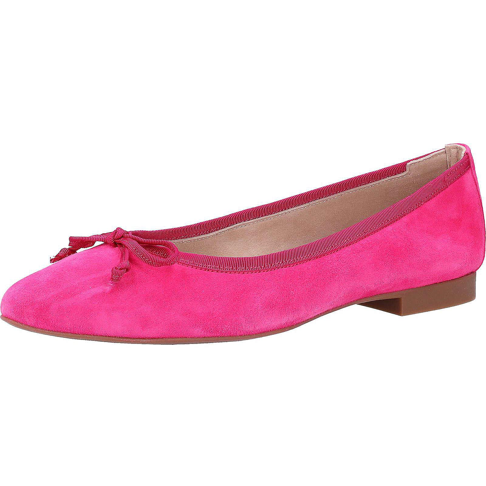 Paul Green Ballerinas Klassische Ballerinas rosa Damen Gr. 37,5