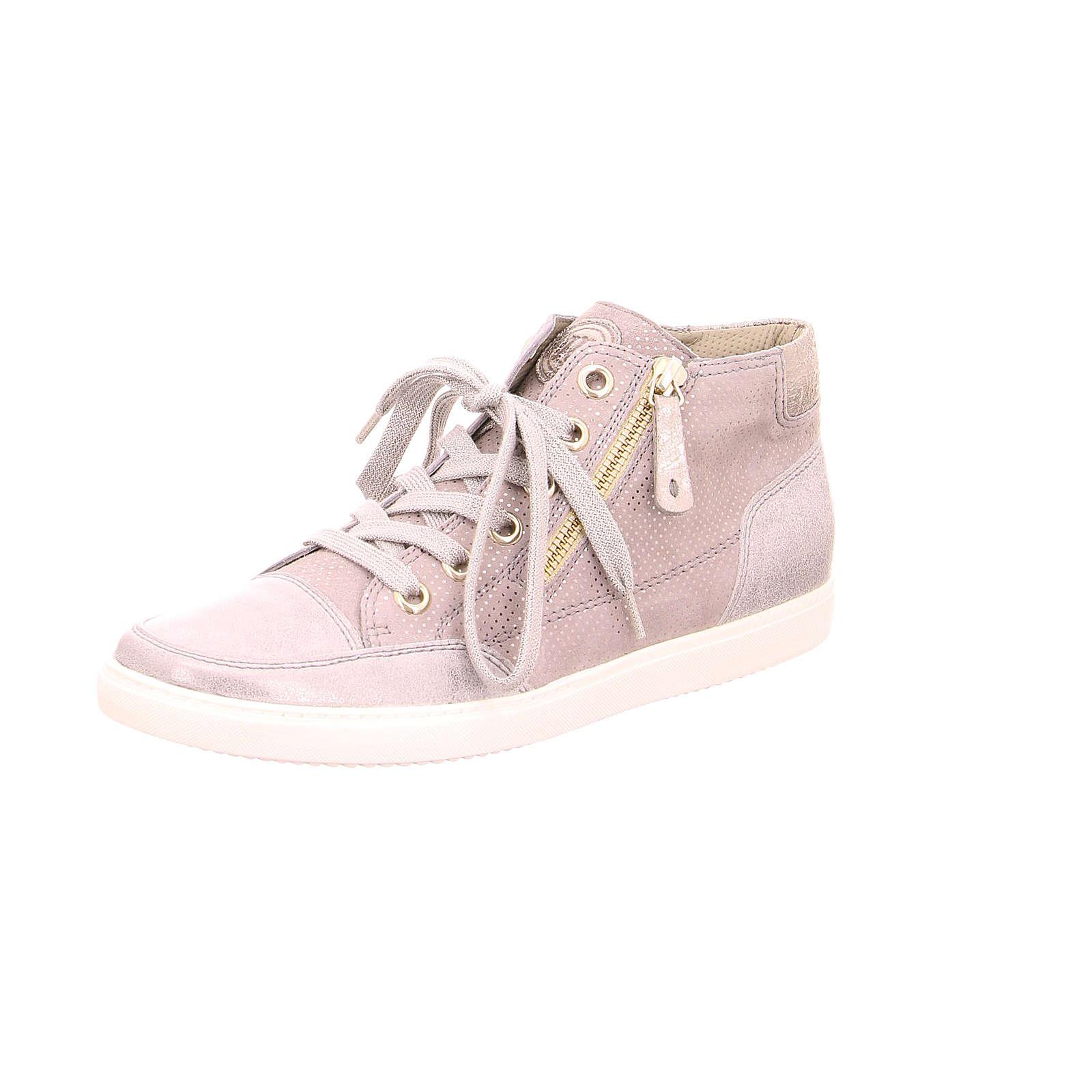 Paul Green Sneaker High rosa Damen Gr. 38,5