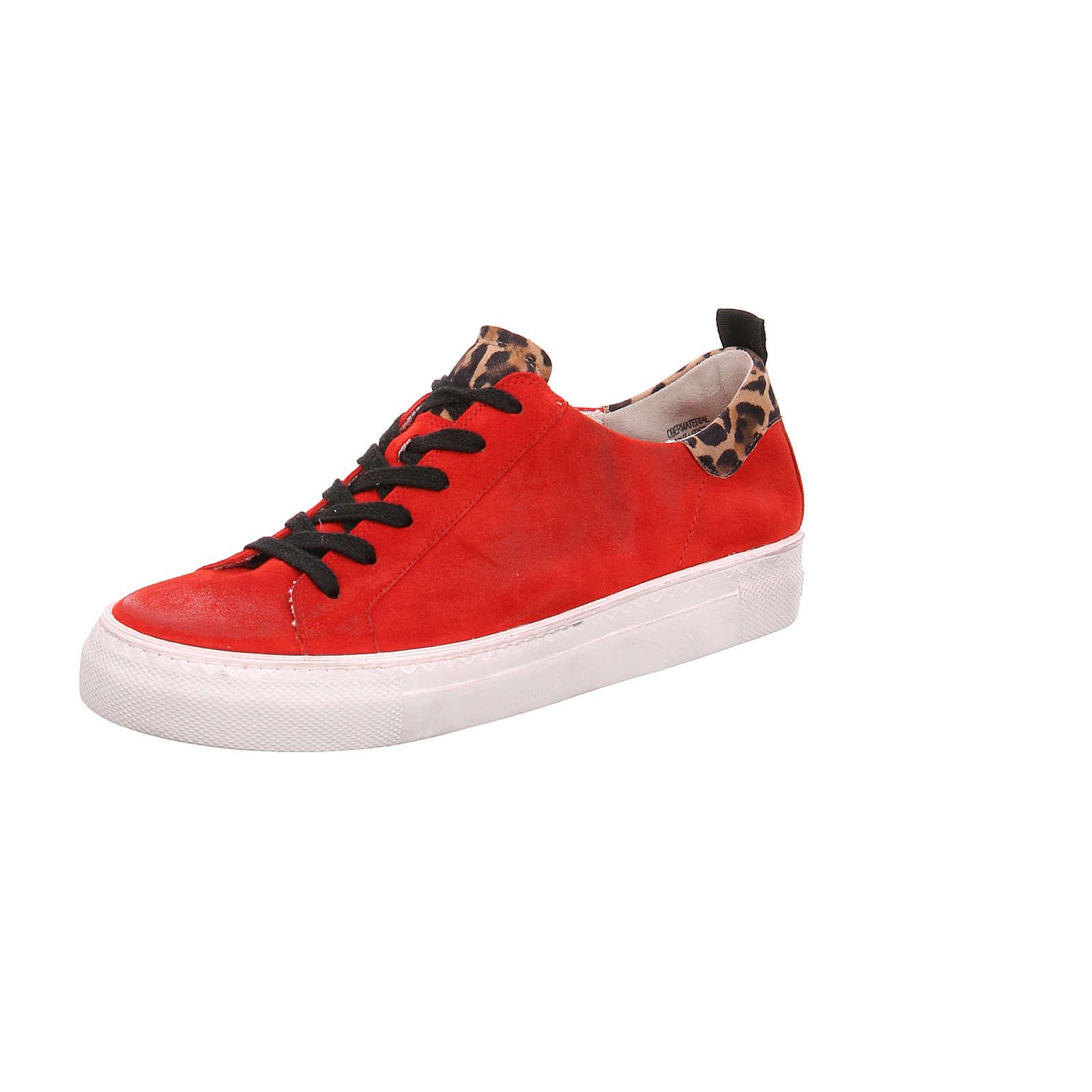 Paul Green Sneaker Sneakers Low rot Damen Gr. 40