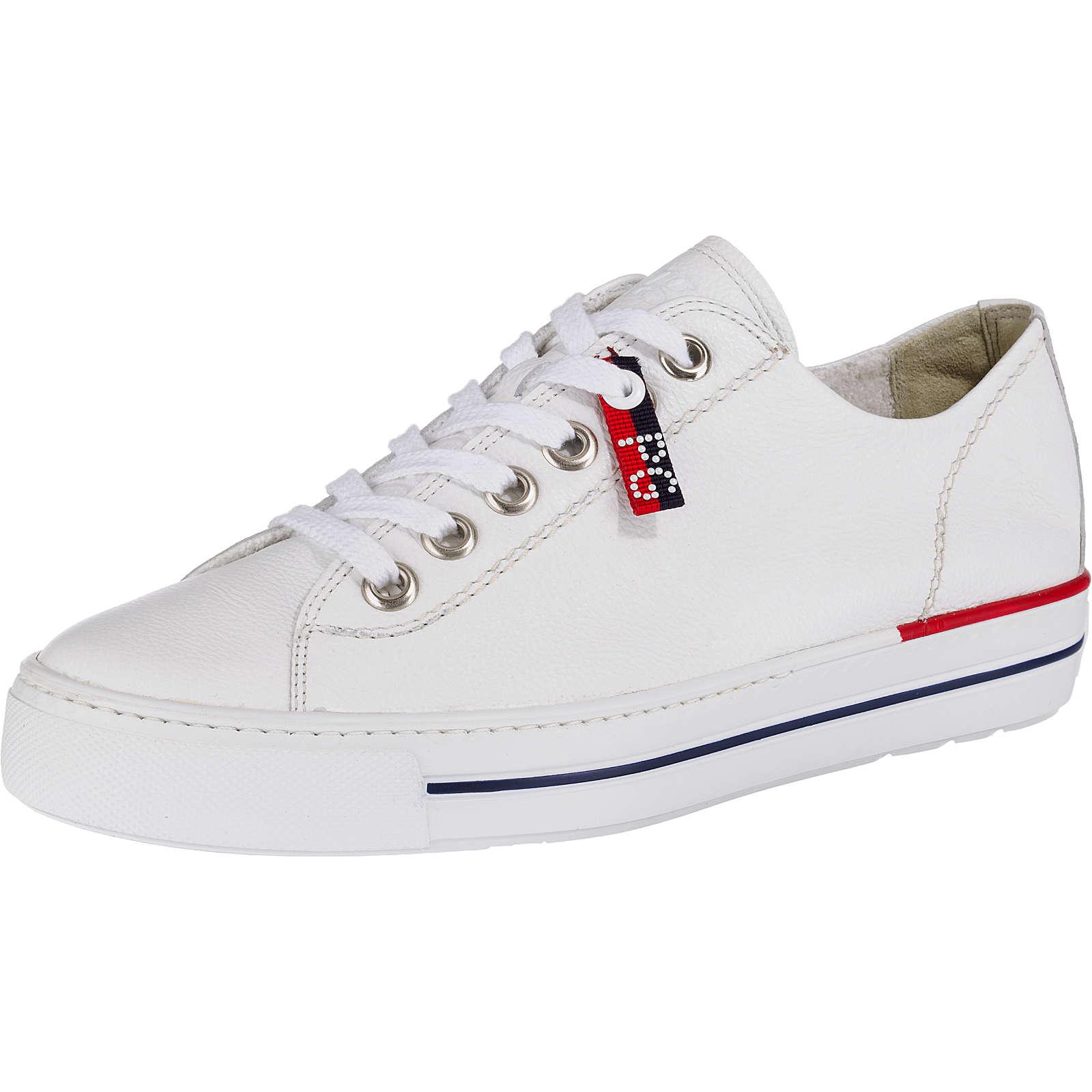 Paul Green Sneakers Low weiß Damen Gr. 40