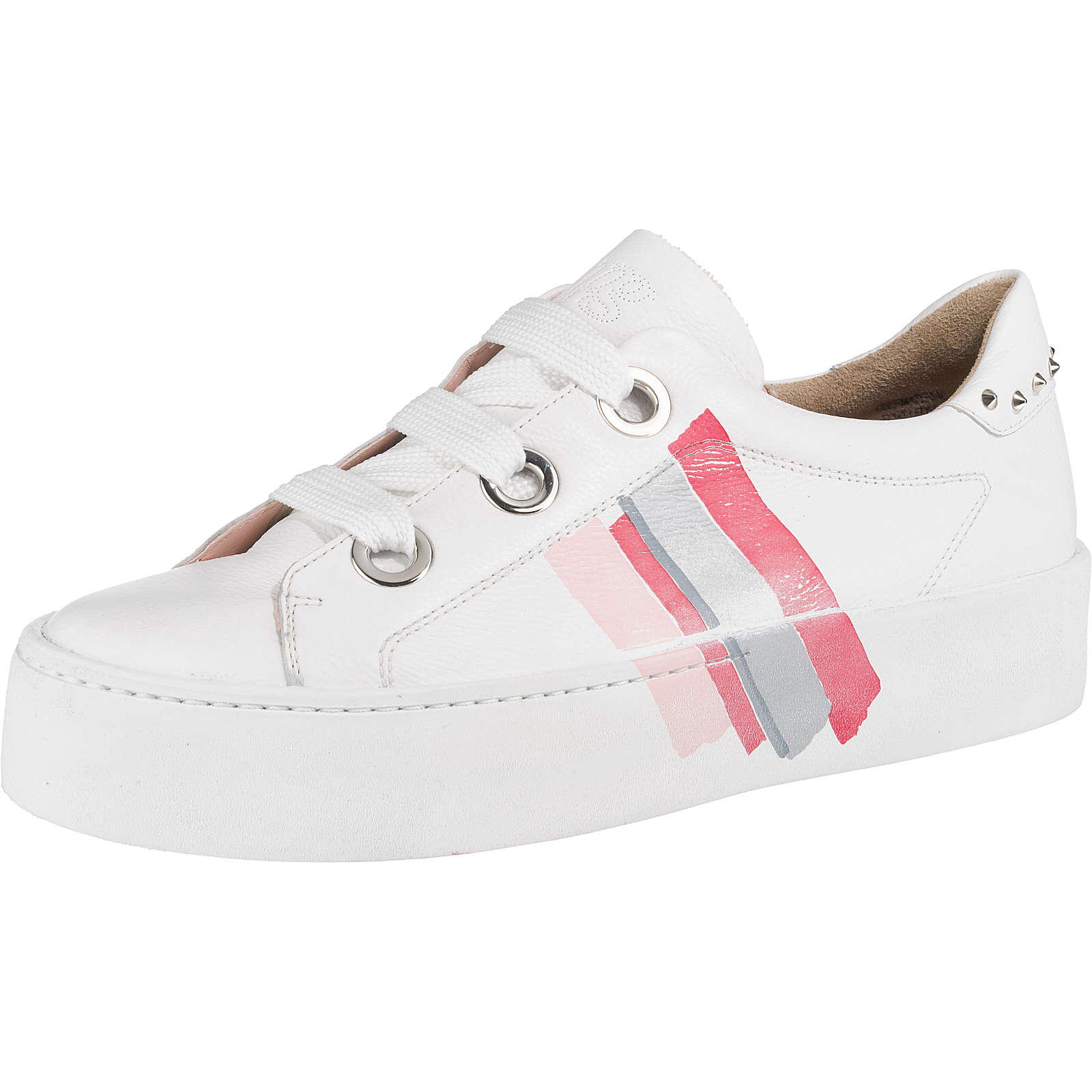 Paul Green Sneakers Low weiß Damen Gr. 41