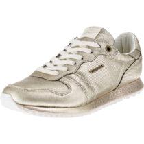 Pepe Jeans GABLE NEW PLAIN Sneakers Low gold Damen Gr. 40