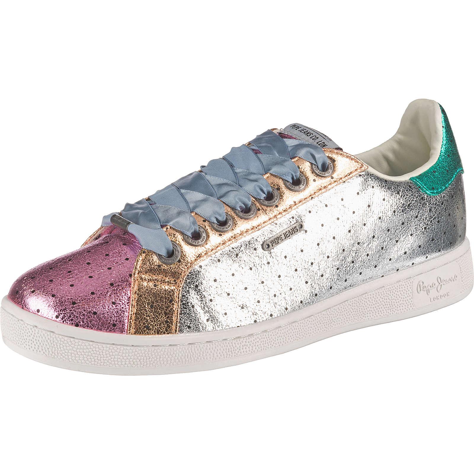 Pepe Jeans Sneakers Low bunt Damen Gr. 36