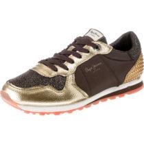 Pepe Jeans VERONA W WINNER Sneakers Low braun-kombi Damen Gr. 41