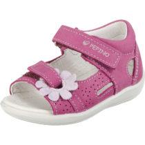 PEPINO by RICOSTA Baby Sandalen SILVI , Weite M, für Mädchen pink Mädchen Gr. 25