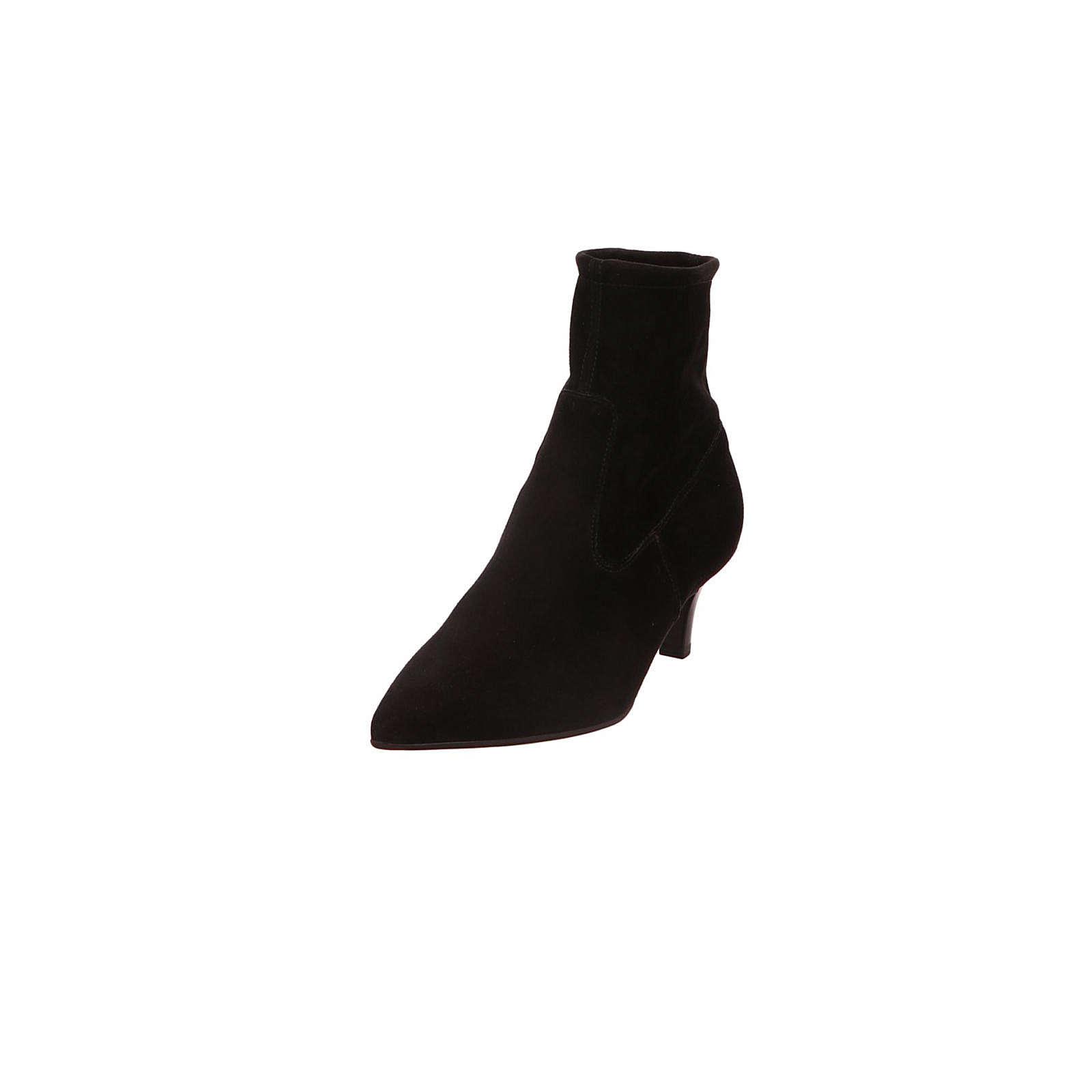 PETER KAISER Stiefel schwarz schwarz Damen Gr. 38
