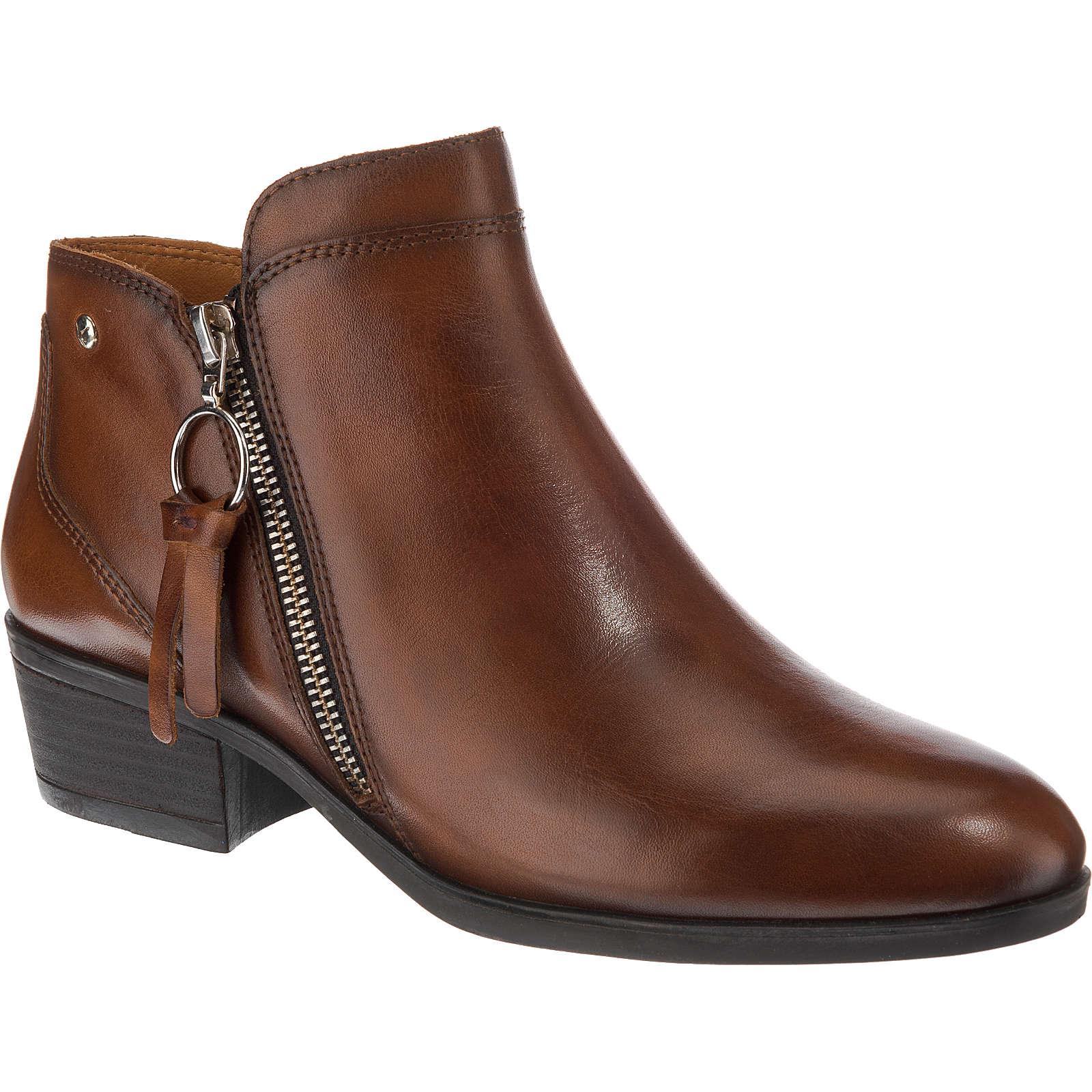 Pikolinos DARO Ankle Boots dunkelbraun Damen Gr. 37