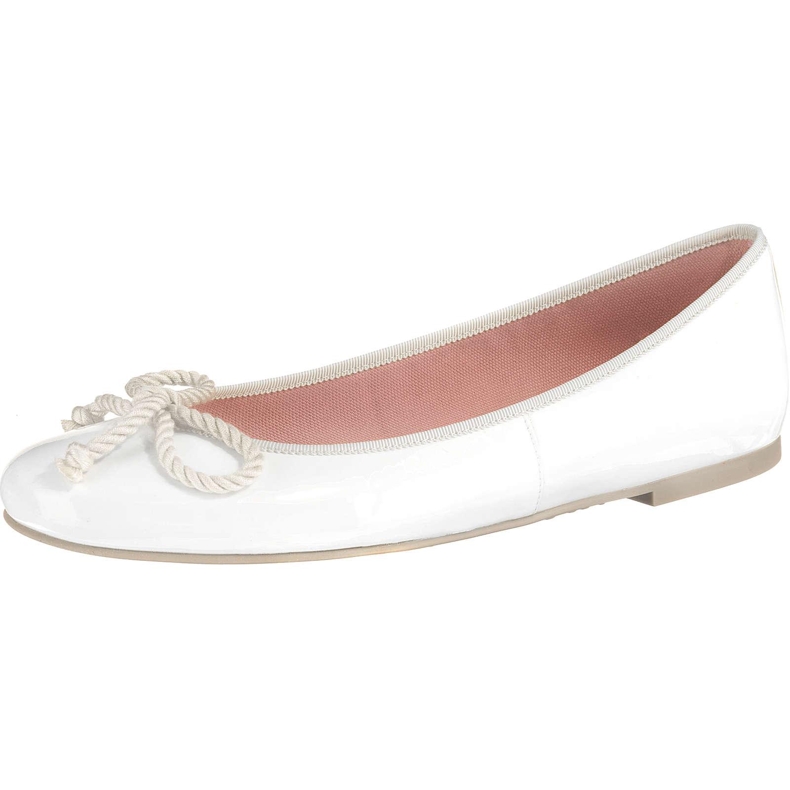 Pretty Ballerinas Klassische Ballerinas weiß Damen Gr. 36