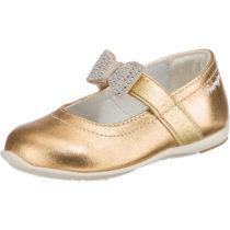 PRIMIGI Ballerinas für Mädchen gold Mädchen Gr. 20