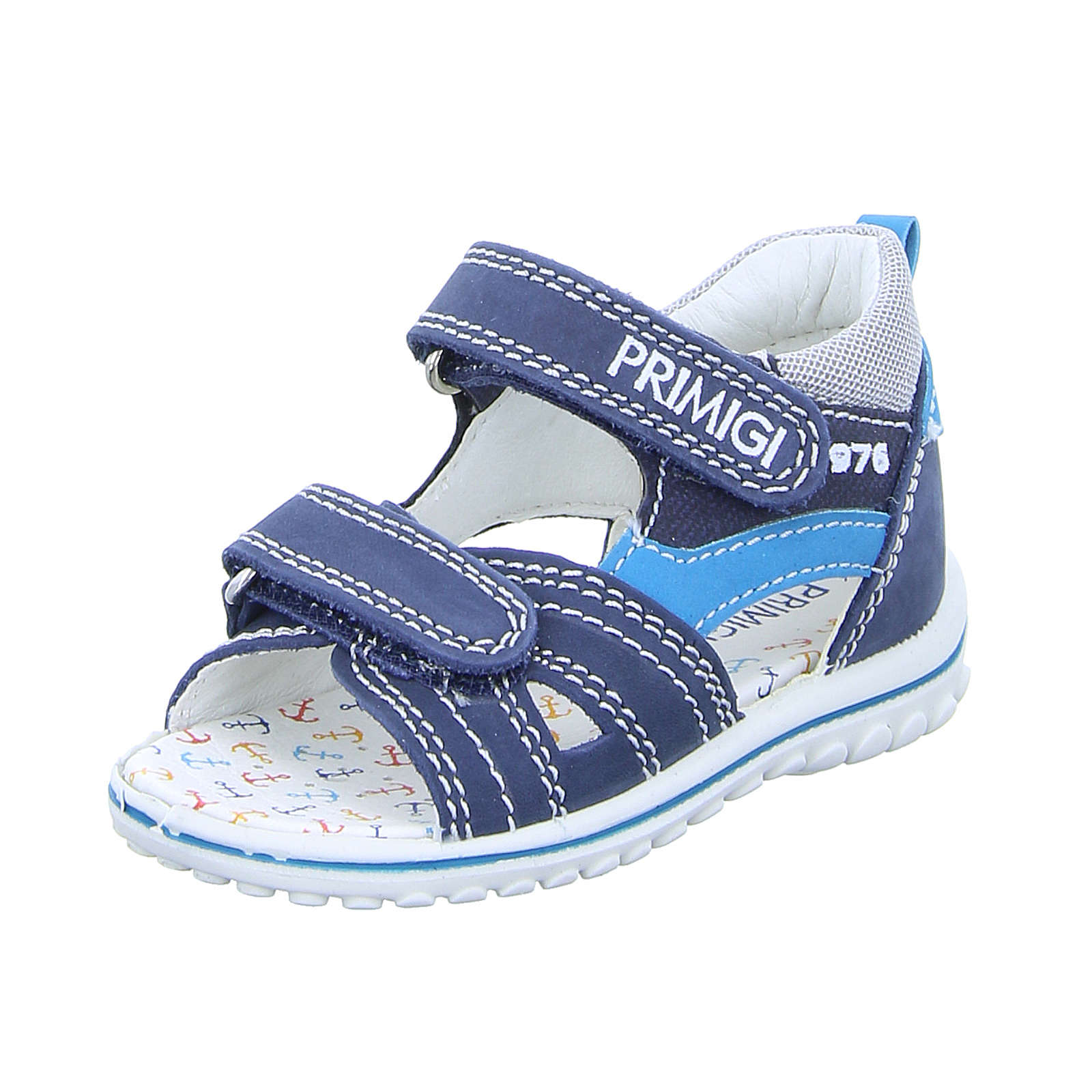 PRIMIGI Kinder Sandalen blau Gr. 22
