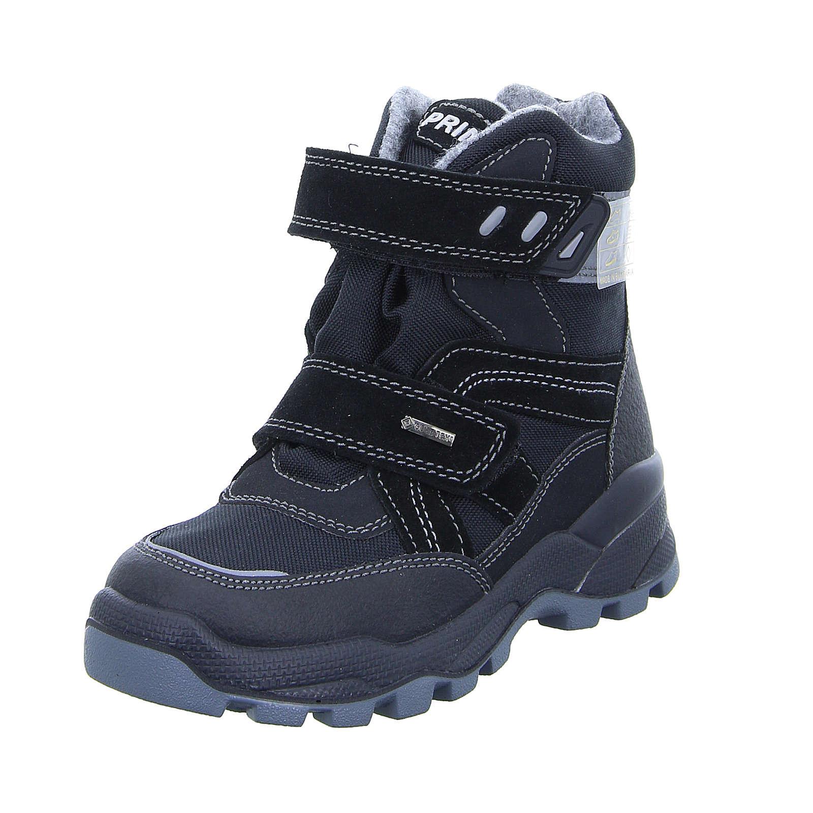 PRIMIGI Kinder Stiefel schwarz Gr. 32