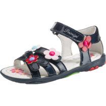 PRIMIGI Sandalen für Mädchen, Blumen dunkelblau Mädchen Gr. 30