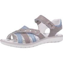 PRIMIGI Sandalen für Mädchen grau-kombi Mädchen Gr. 28