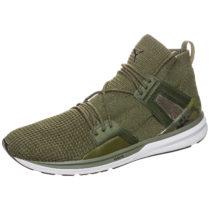 Puma B.O.G Limitless High WaffleKNIT Sneaker Herren grün Herren Gr. 42