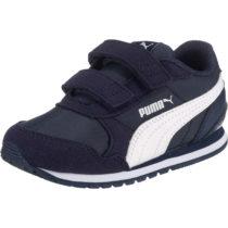 PUMA Baby Sneakers Low ST RUNNER V2 NL V INF für Jungen dunkelblau Junge Gr. 21