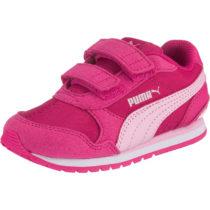 PUMA Baby Sneakers Low ST RUNNER V2 NL V INF für Mädchen pink Mädchen Gr. 24