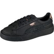 PUMA Basket Platform Euphoria RG Sneakers schwarz Damen Gr. 41