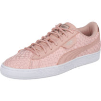 PUMA Basket Satin EP Sneakers rosa Damen Gr. 37