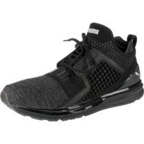 PUMA Ignite Limitless Knit Sneakers schwarz Herren Gr. 41
