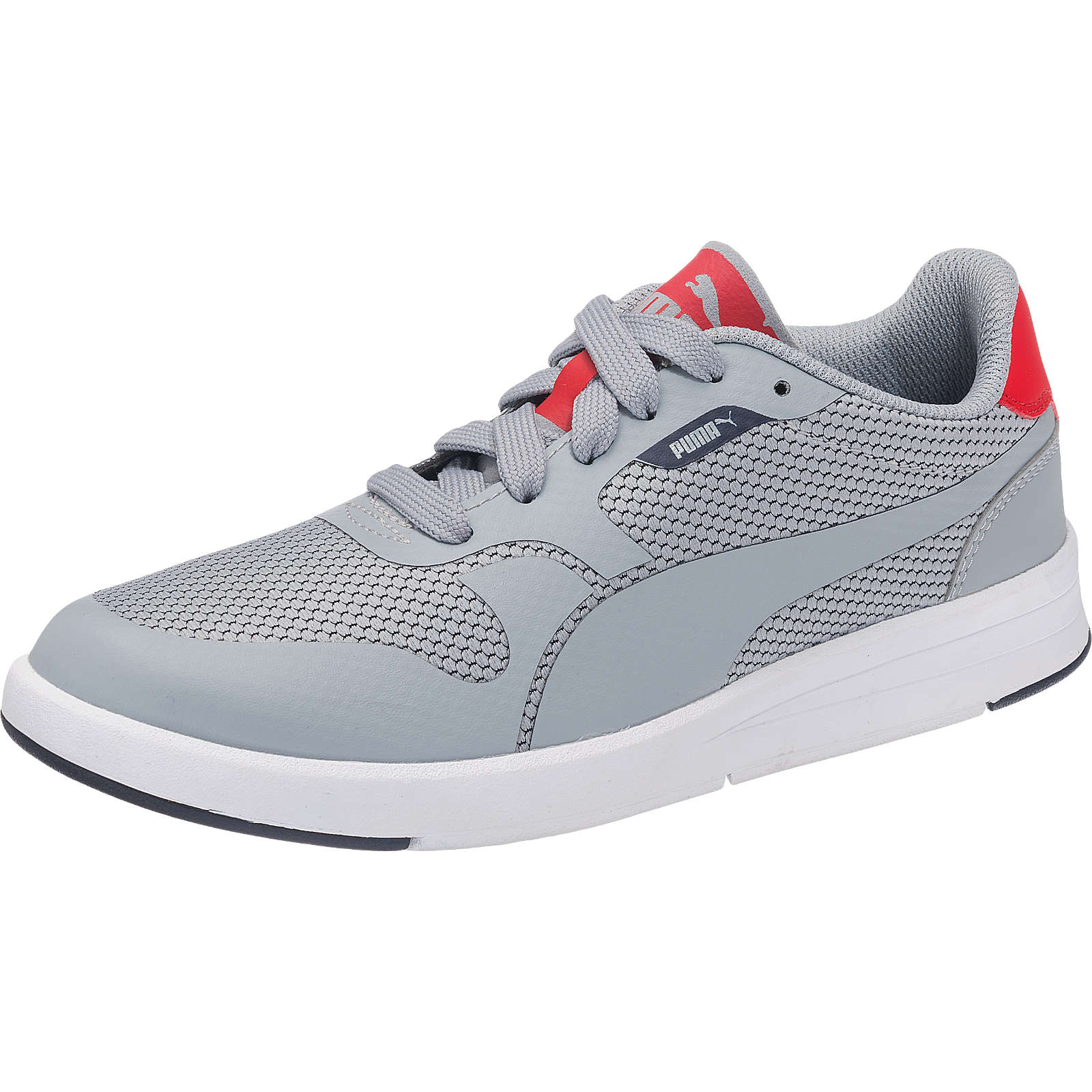 PUMA Kinder Sneakers Icra Evo grau Gr. 36