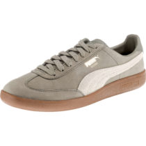 PUMA Madrid Sneakers Low grau Herren Gr. 43