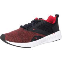 PUMA Nrgy Comet Sneakers Low schwarz/rot Herren Gr. 44