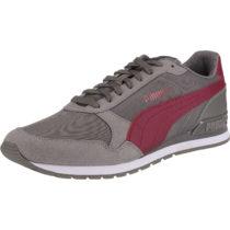 PUMA Smash v2 L Sneakers Low grau Damen Gr. 47