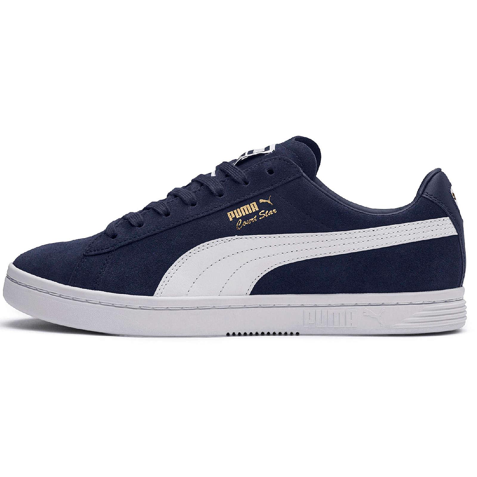 PUMA Sneaker Court Star FS Sneakers Low blau Herren Gr. 44