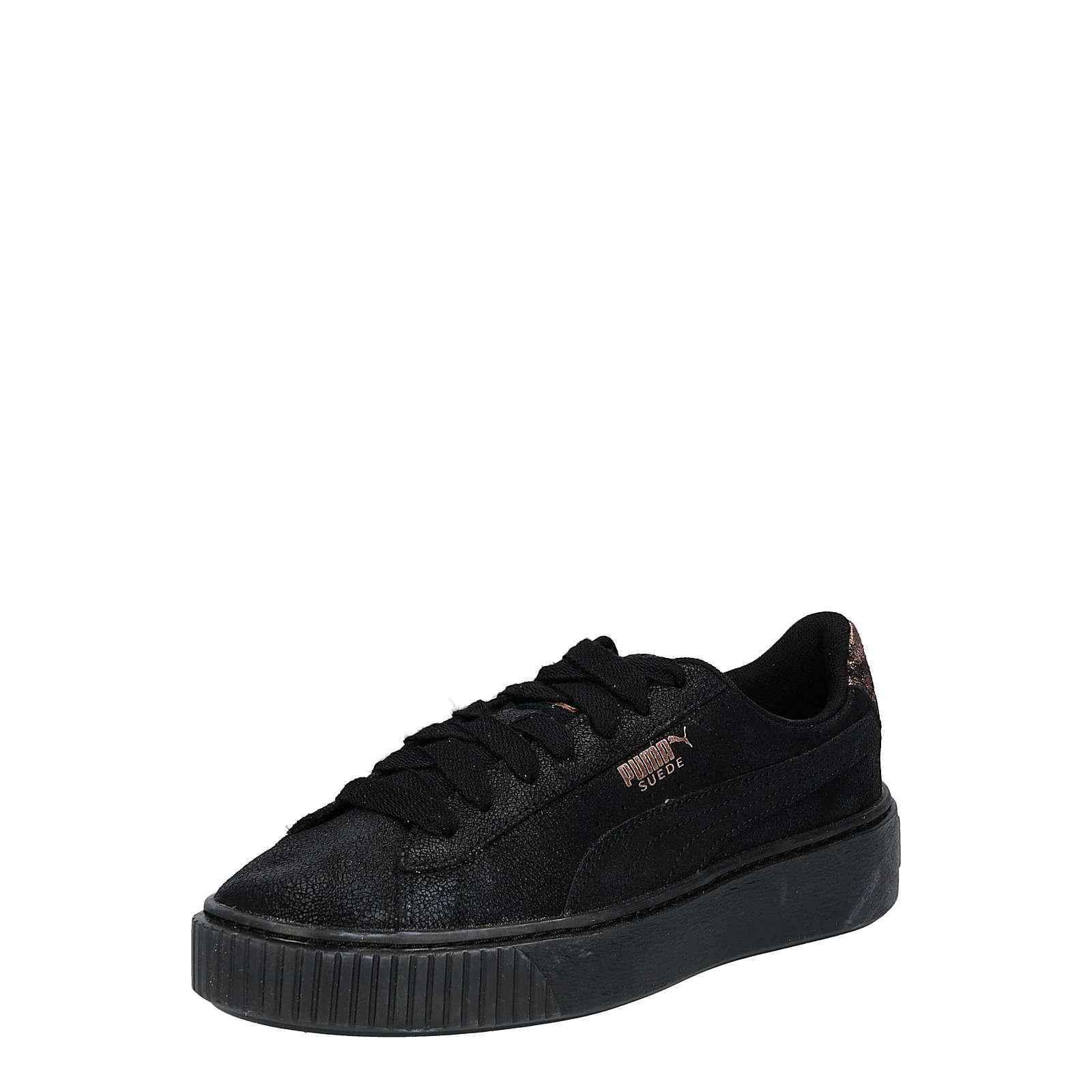PUMA Sneaker low Artica Sneakers Low schwarz Damen Gr. 37,5
