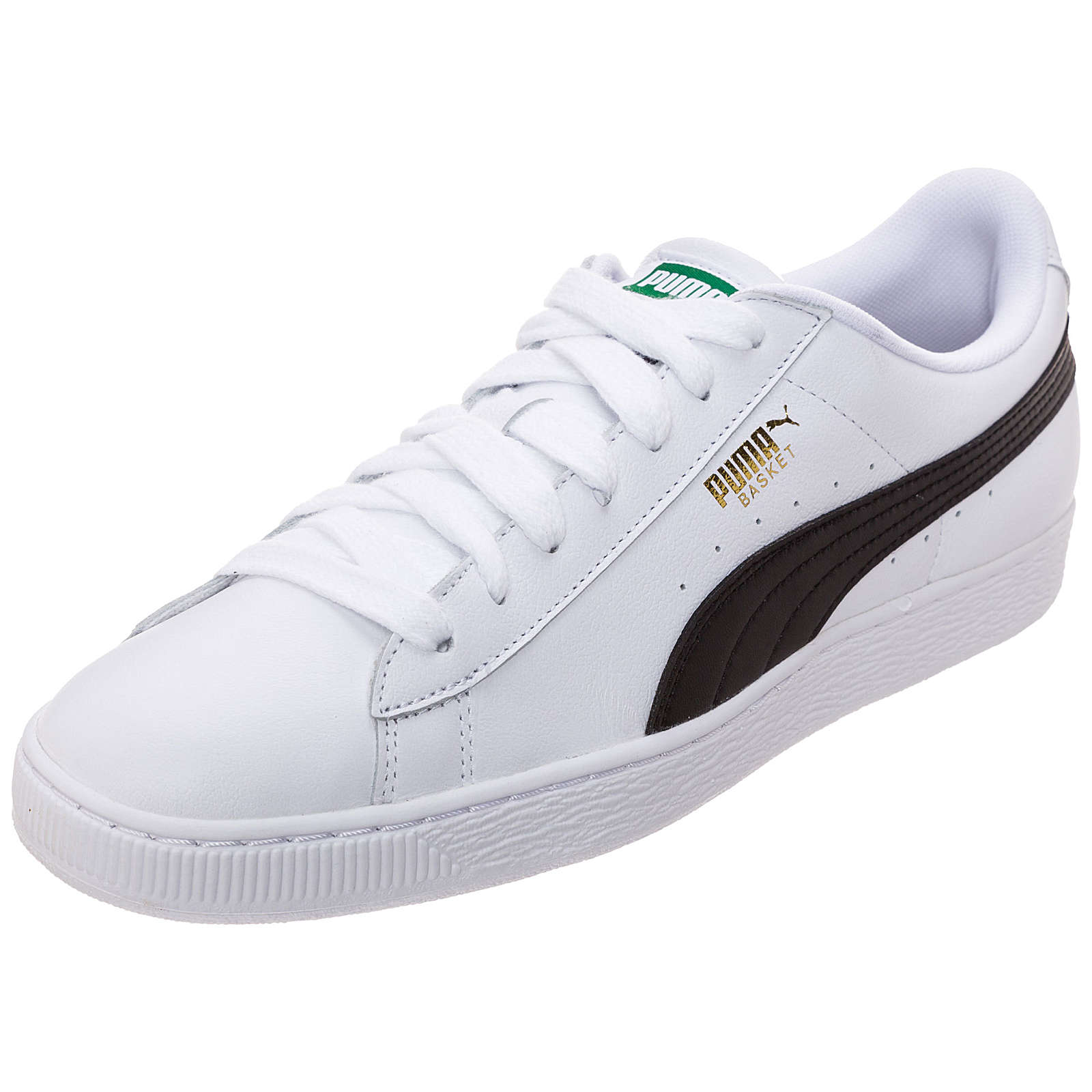 PUMA Sneakers Low Basket Classic LFS weiß Damen Gr. 42,5