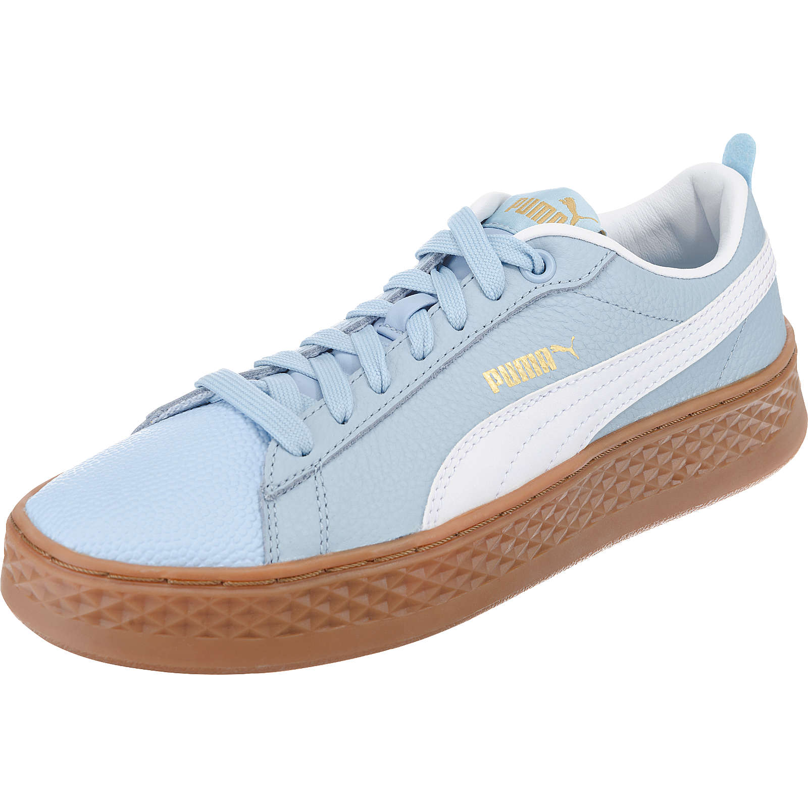 PUMA Sneakers Low hellblau Damen Gr. 39