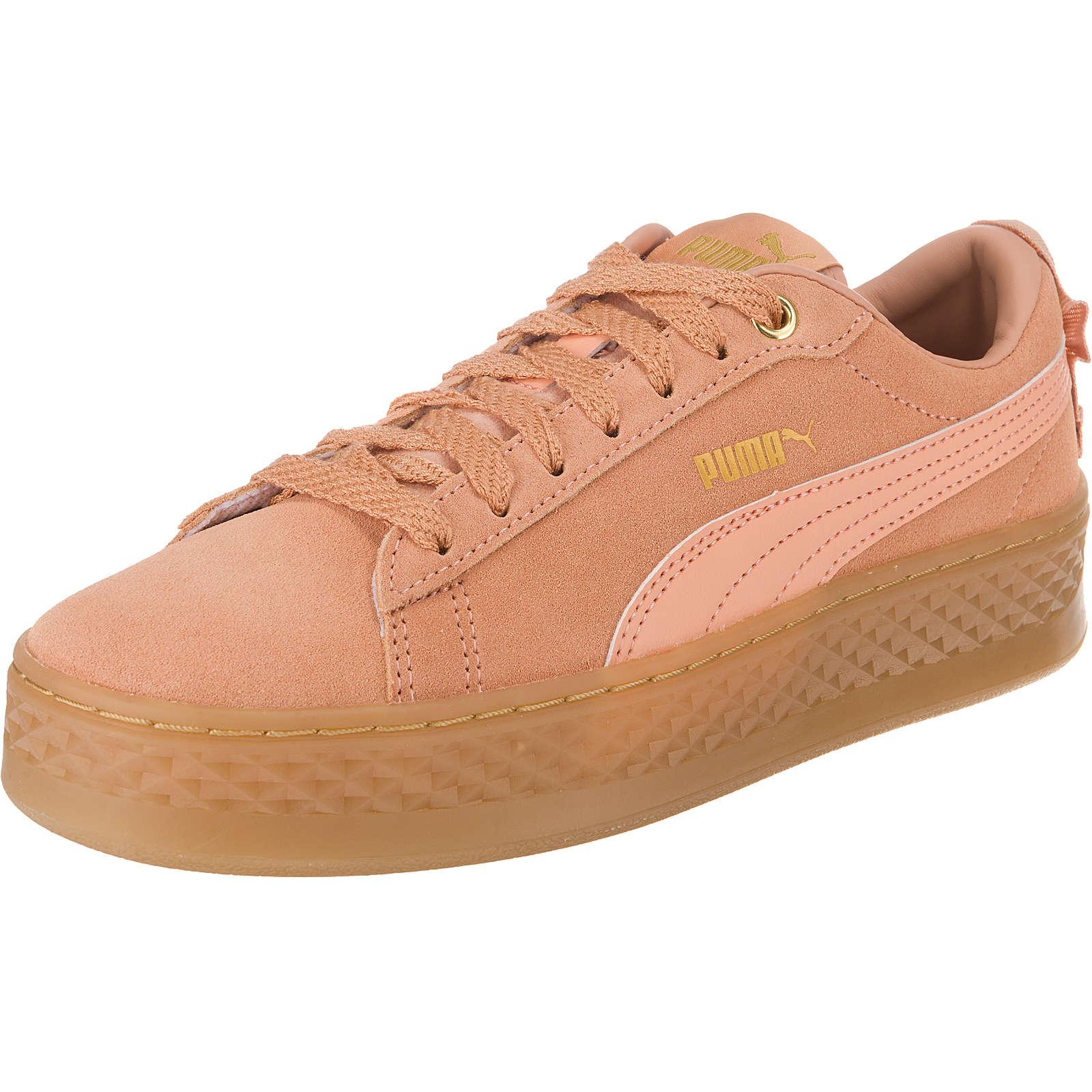 PUMA Sneakers Low rosa Damen Gr. 40