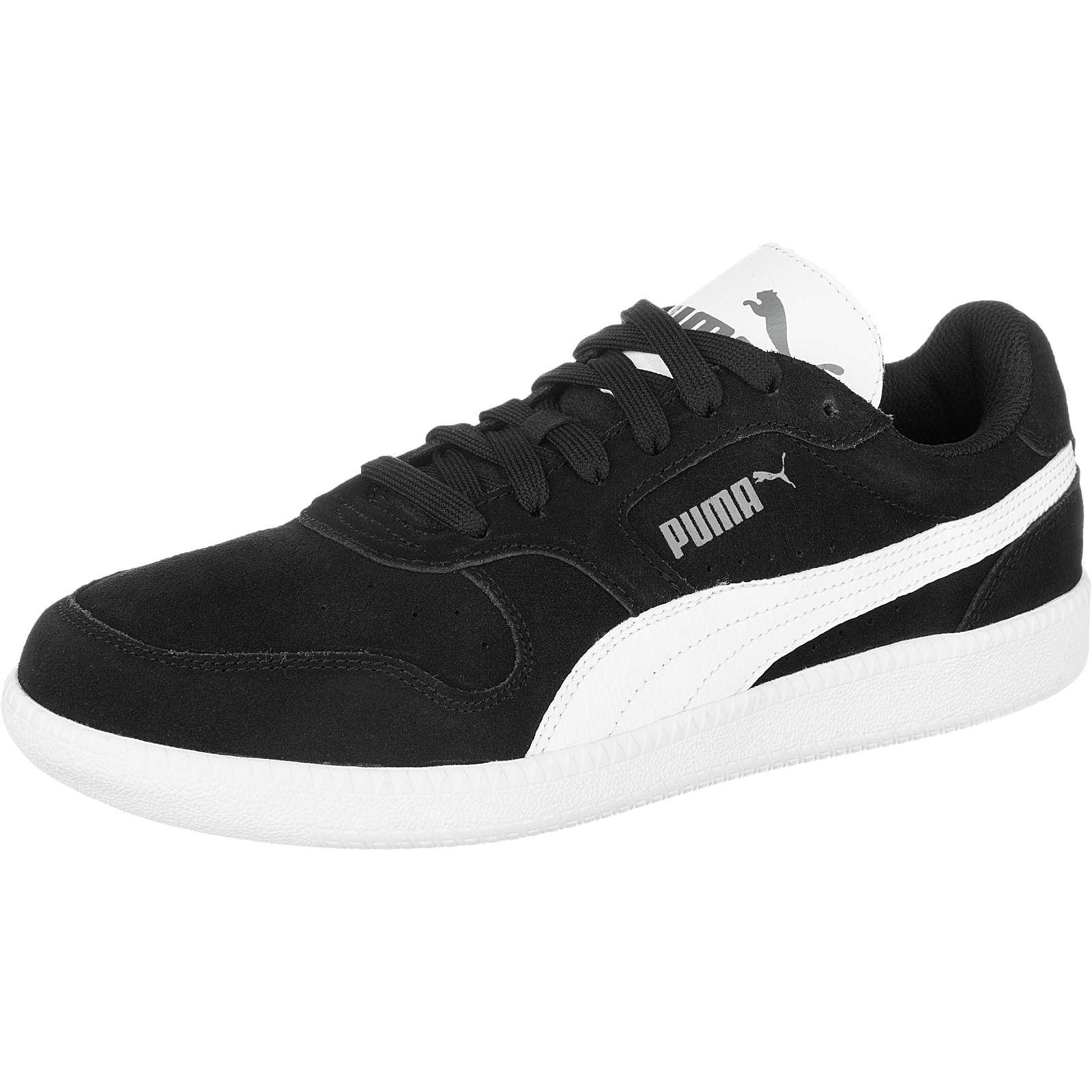 PUMA Sneakers Low schwarz Herren Gr. 45