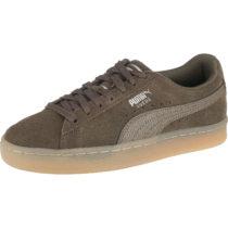 PUMA Suede Classic Bubble Sneakers khaki Damen Gr. 36