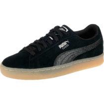 PUMA Suede Classic Bubble Sneakers schwarz Damen Gr. 37