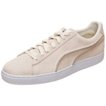PUMA Suede Classic Exposed Seams Sneakers Low beige Gr. 42
