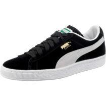 PUMA Suede Classic+ Sneakers schwarz Damen Gr. 40