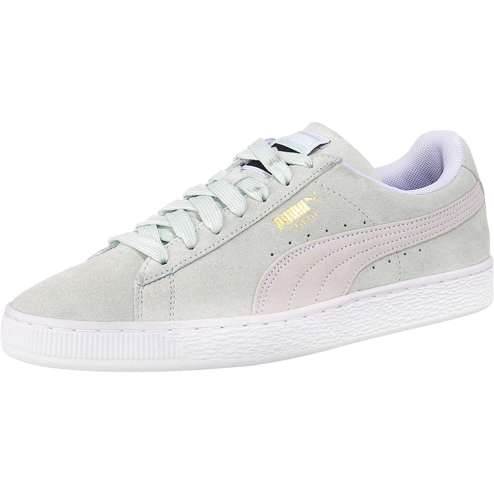 PUMA Suede Classic Sneakers weiß Damen Gr. 40