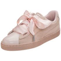 PUMA Suede Heart Bubble Sneakers Low rosa Damen Gr. 38,5