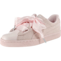 PUMA Suede Heart Bubble Sneakers rosa Damen Gr. 39