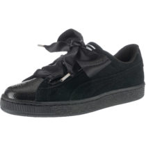 PUMA Suede Heart Bubble Sneakers schwarz Damen Gr. 37